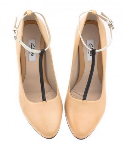 Туфлі та лофери Clarks модель 2610-6433 — фото 6 - INTERTOP