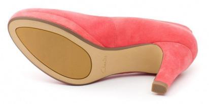 Туфлі та лофери Clarks модель 2610-6473 — фото 4 - INTERTOP