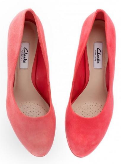 Туфлі та лофери Clarks модель 2610-6473 — фото 6 - INTERTOP