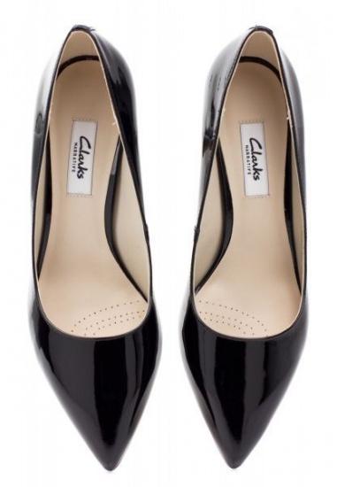 Туфлі на підборахтуфлі на підборах Clarks модель 2610-5451 — фото 6 - INTERTOP