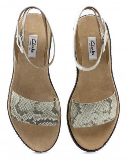 Сандалі  для жінок Clarks Romantic Moon 2610-8359 брендове взуття, 2017