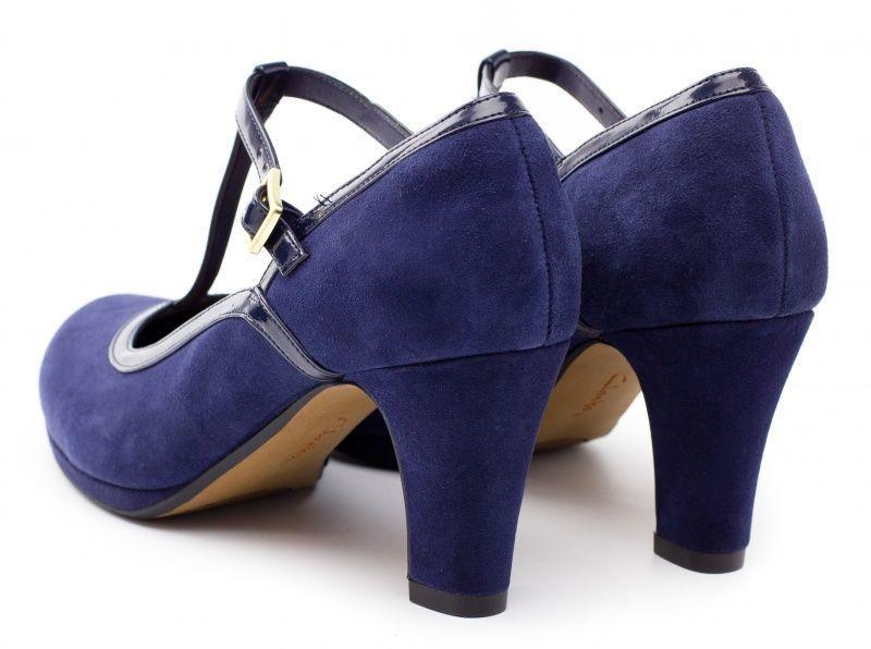 Clarks Туфли  модель OW3435 размеры обуви, 2017