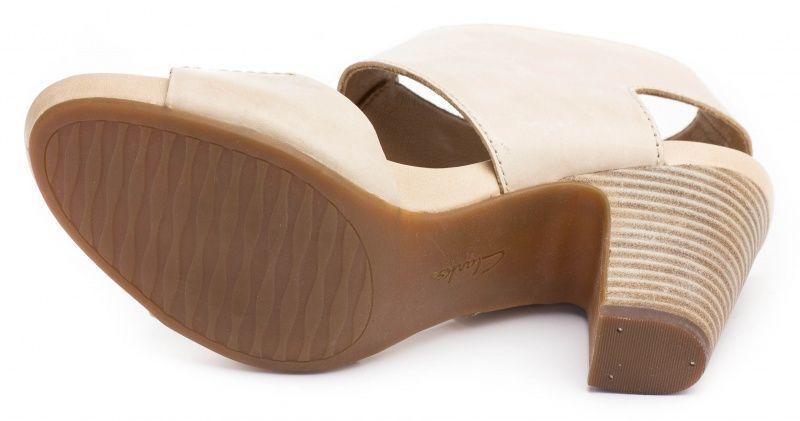 Clarks Босоножки  модель OW3436 купить, 2017