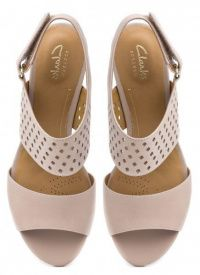 Босоножки для женщин Clarks Ranae Alette OW3440 цена обуви, 2017