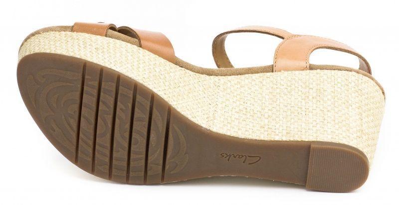 Босоніжки  для жінок Clarks Caslynn Regina 2610-8880 модне взуття, 2017