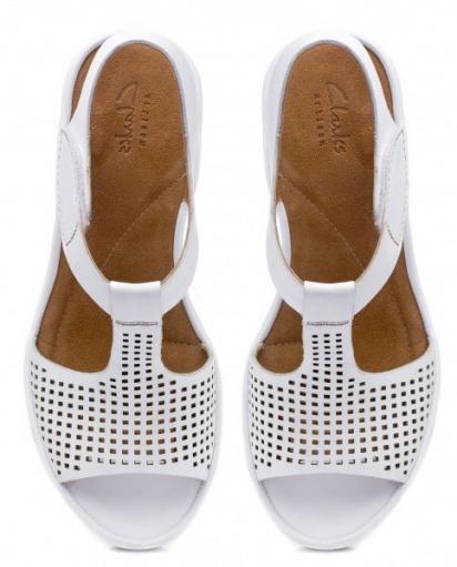 Босоніжки  жіночі Clarks Clarene Diva 2610-8577 ціна взуття, 2017