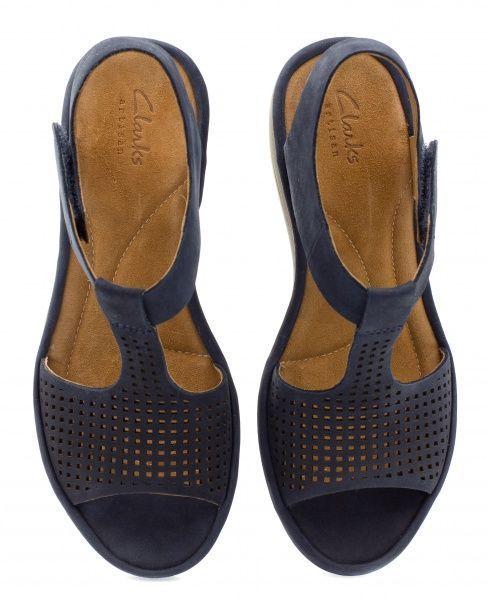 Босоножки женские Clarks Clarene Diva OW3469 размеры обуви, 2017