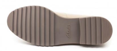 Туфлі та лофери Clarks модель 2610-8245 — фото 4 - INTERTOP
