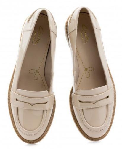 Туфлі та лофери Clarks модель 2610-8245 — фото 6 - INTERTOP