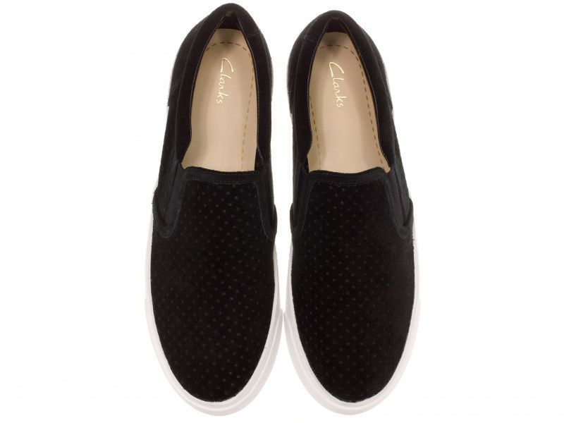 Cлипоны женские Clarks Glove Puppet OW3507 модная обувь, 2017