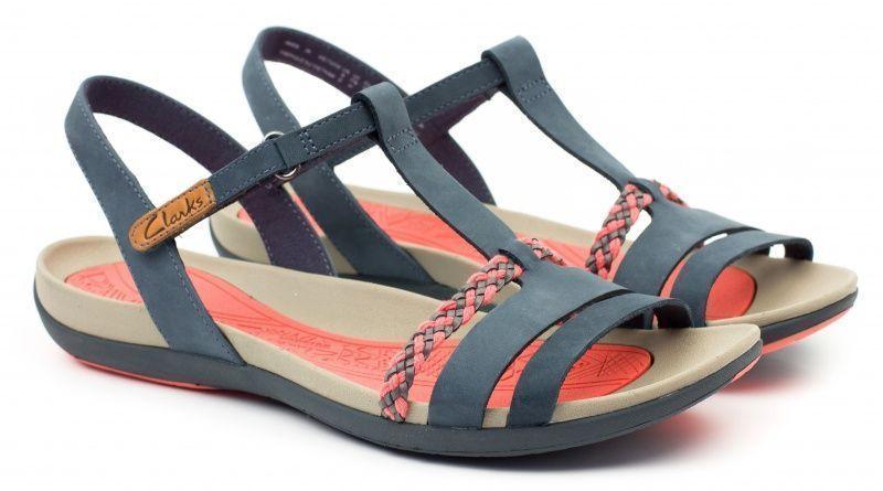 Clarks Босоножки  модель OW3512 размеры обуви, 2017