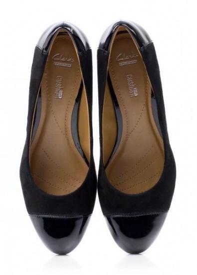 Туфлі  для жінок Clarks Brielle Chanel 2611-1167 купити в Iнтертоп, 2017