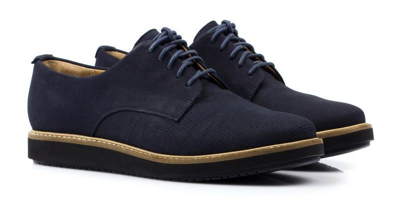 Clarks Полуботинки  модель OW3595 размерная сетка обуви, 2017