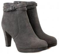женская обувь Clarks серого цвета качество, 2017