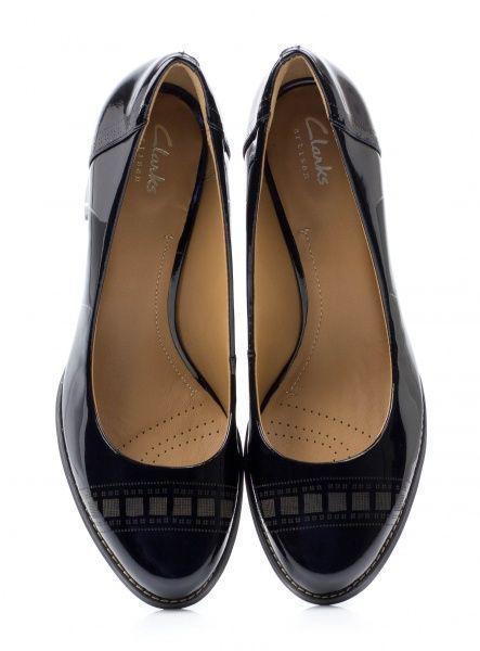 Туфли для женщин Clarks Tarah Sofia OW3633 примерка, 2017