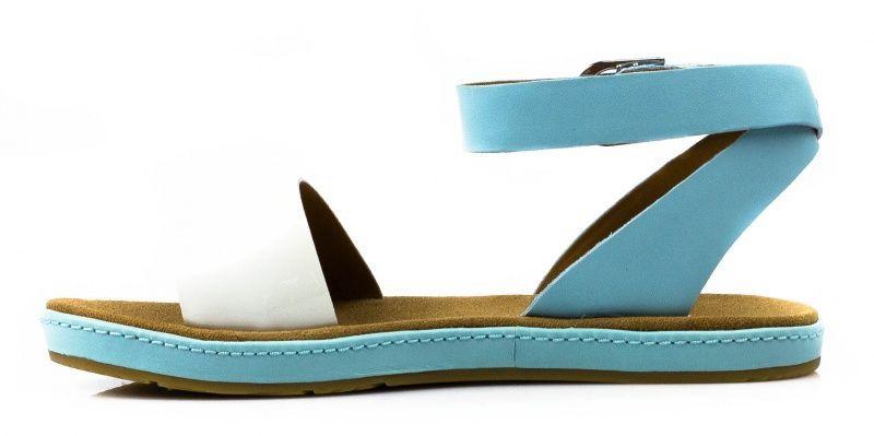 Clarks Босоножки  модель OW3716 размерная сетка обуви, 2017