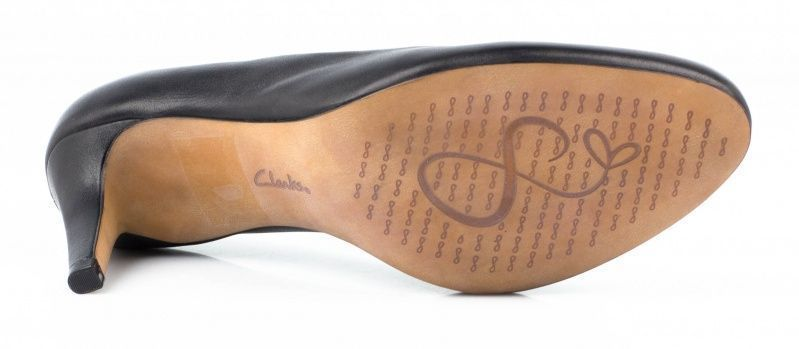 Туфли женские Clarks Carlita Cove OW3721 примерка, 2017