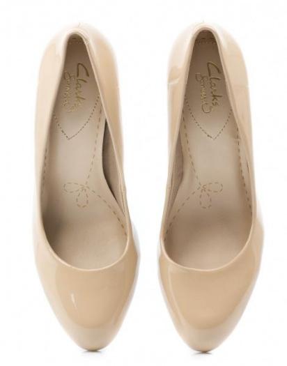 Туфлі  для жінок Clarks Carlita Cove 2611-7584 купити, 2017