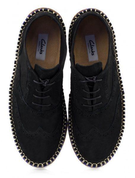 Полуботинки для женщин Clarks DAMARA ROSE OW3750 цена обуви, 2017