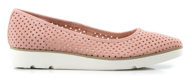Туфли для женщин Clarks Evie Buzz OW3765 размерная сетка обуви, 2017