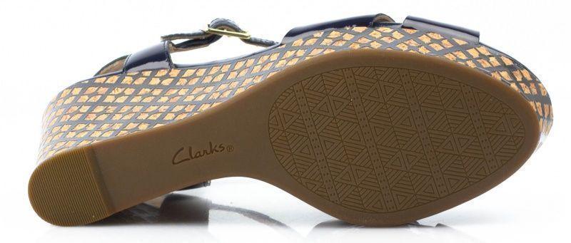 Clarks Босоножки  модель OW3768, фото, intertop