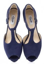Туфлі  для жінок Clarks KENDRA FLOWER 2611-4578 ціна взуття, 2017