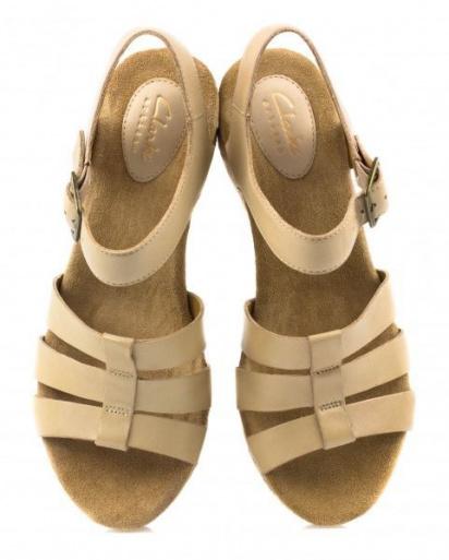 Босоніжки  жіночі Clarks CASLYNN HARP 2611-4937 ціна взуття, 2017