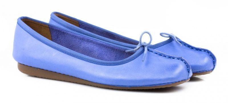 Балетки женские Clarks Freckle Ice OW3829 размерная сетка обуви, 2017