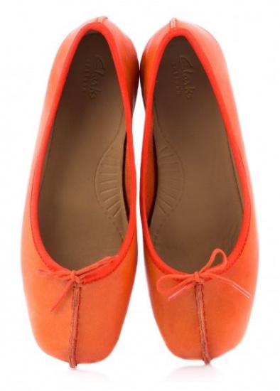 Балетки  для жінок Clarks Freckle Ice 2611-5585 ціна взуття, 2017