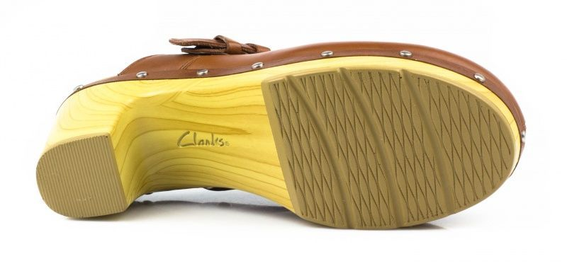 Босоножки женские Clarks LEDELLA YORK OW3837 примерка, 2017