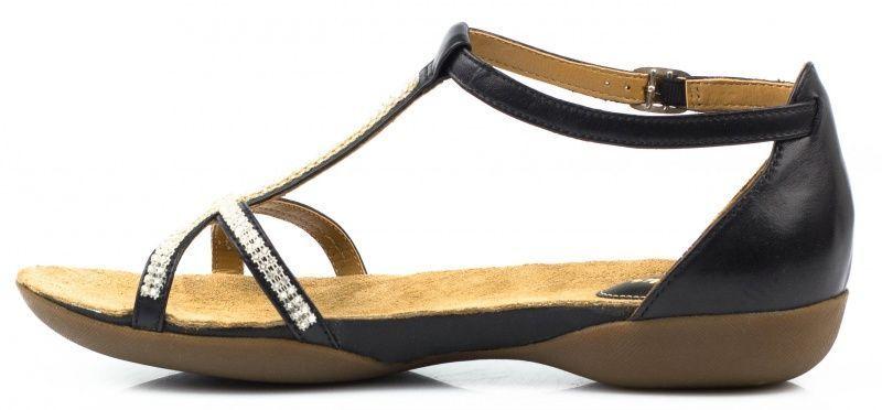Clarks Босоножки  модель OW3841 размерная сетка обуви, 2017