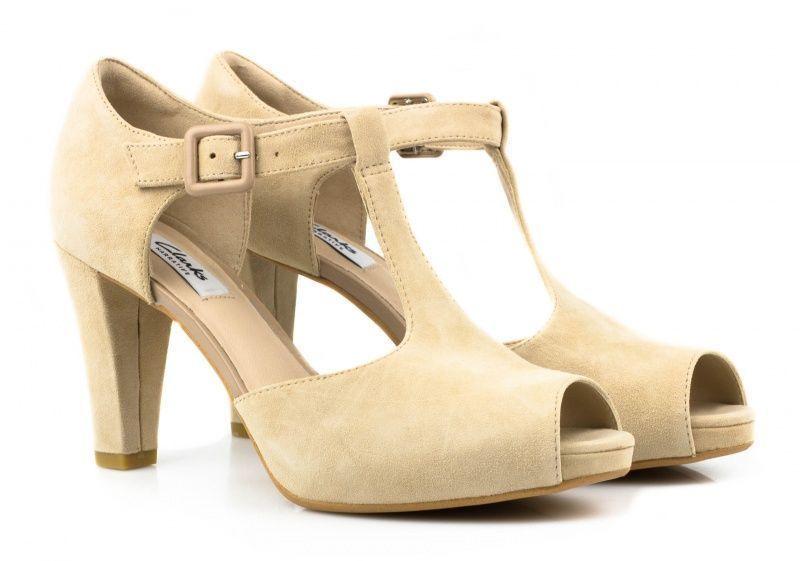 Туфлі  для жінок Clarks KENDRA FLOWER OW3845 замовити, 2017