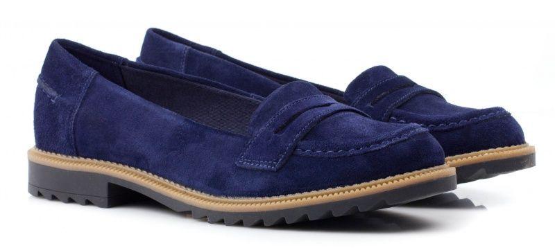 Туфли женские Clarks Griffin Milly OW3856 размерная сетка обуви, 2017