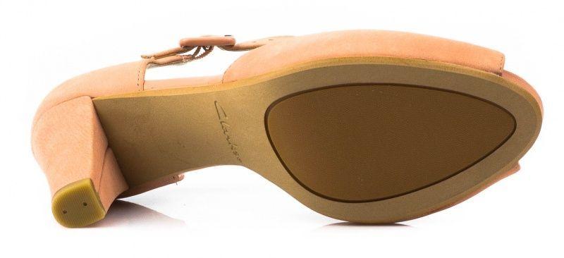 Туфли для женщин Clarks KENDRA FLOWER OW3857 примерка, 2017
