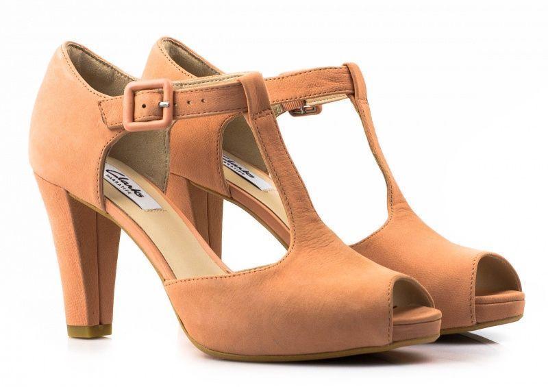 Туфли для женщин Clarks KENDRA FLOWER OW3857 фото, купить, 2017
