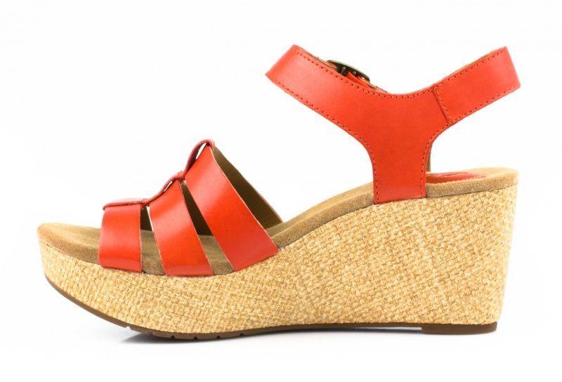 Clarks Босоножки  модель OW3861 размерная сетка обуви, 2017