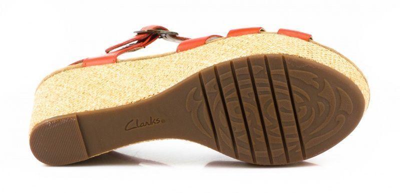 Clarks Босоножки  модель OW3861, фото, intertop