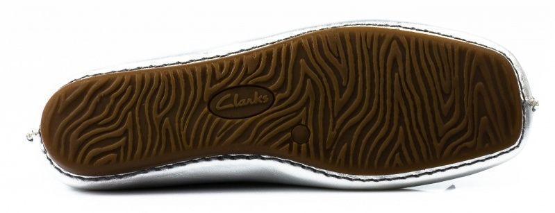 Балетки для женщин Clarks Freckle Ice OW3871 примерка, 2017
