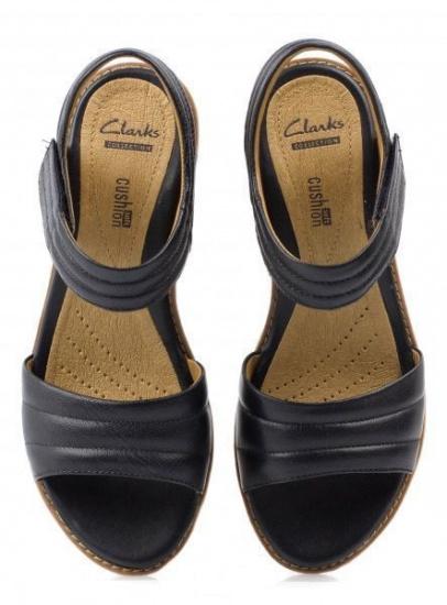 Босоніжки  для жінок Clarks HAZELLE ALBA 2611-6263 модне взуття, 2017
