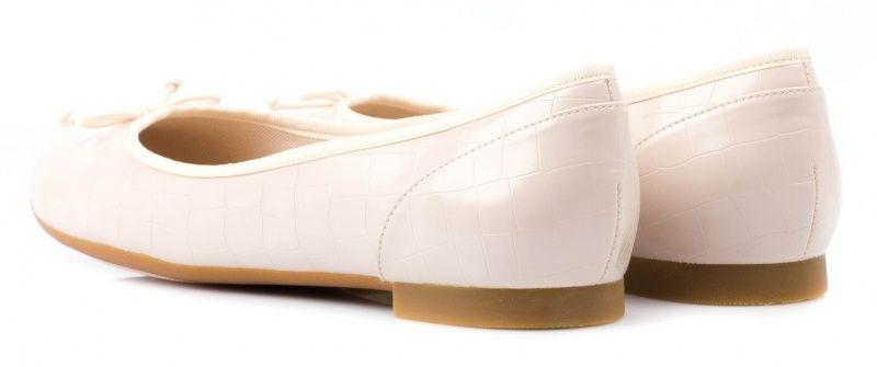 Балетки для женщин Clarks COUTURE BLOOM NUDE PINK OW3881 размеры обуви, 2017