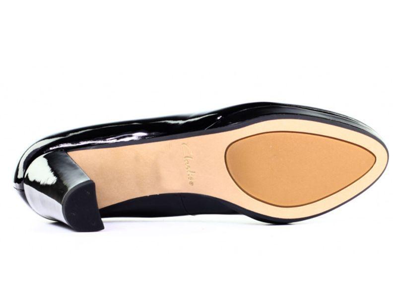 Туфли женские Clarks KENDRA SIENNA OW3920 примерка, 2017