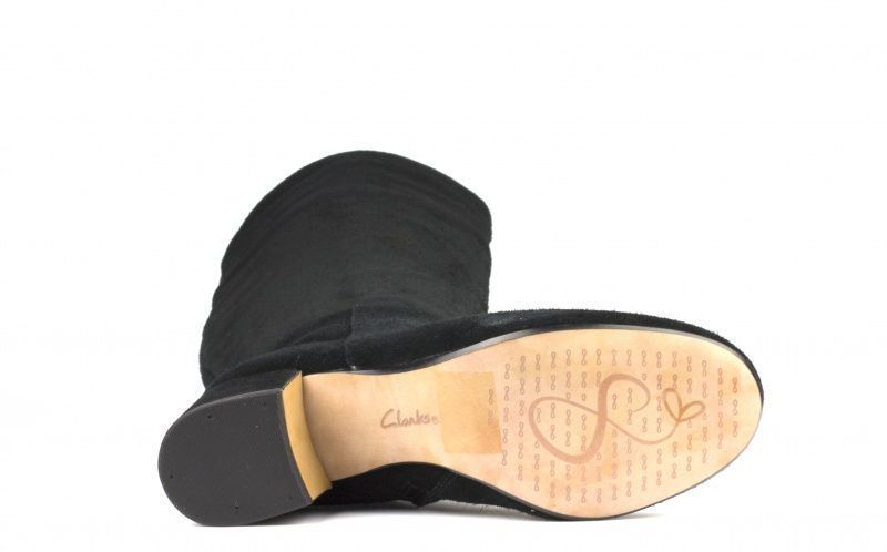 Clarks Сапоги  модель OW3924 размеры обуви, 2017