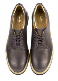 Полуботинки для женщин Clarks GLICK DARBY 2612-0450 модная обувь, 2017