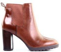 женская обувь Clarks коричневого цвета отзывы, 2017
