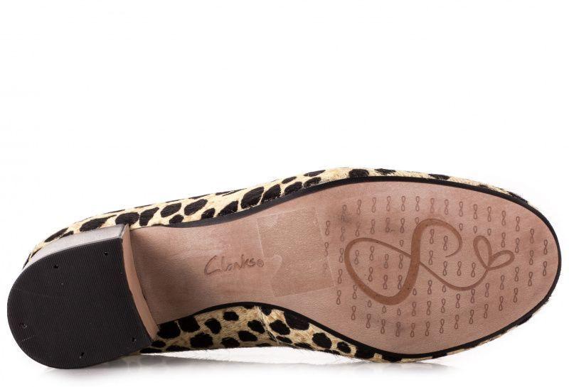 Туфли для женщин Clarks Barley Rose OW3980 Заказать, 2017