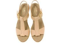 Босоножки для женщин Clarks Kamara Kiki 2612-2904 цена обуви, 2017