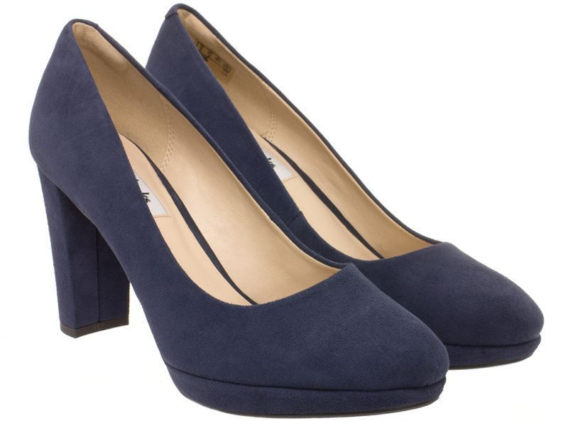 Туфли для женщин Clarks Kendra Sienna 2612-2794 купить в Интертоп, 2017