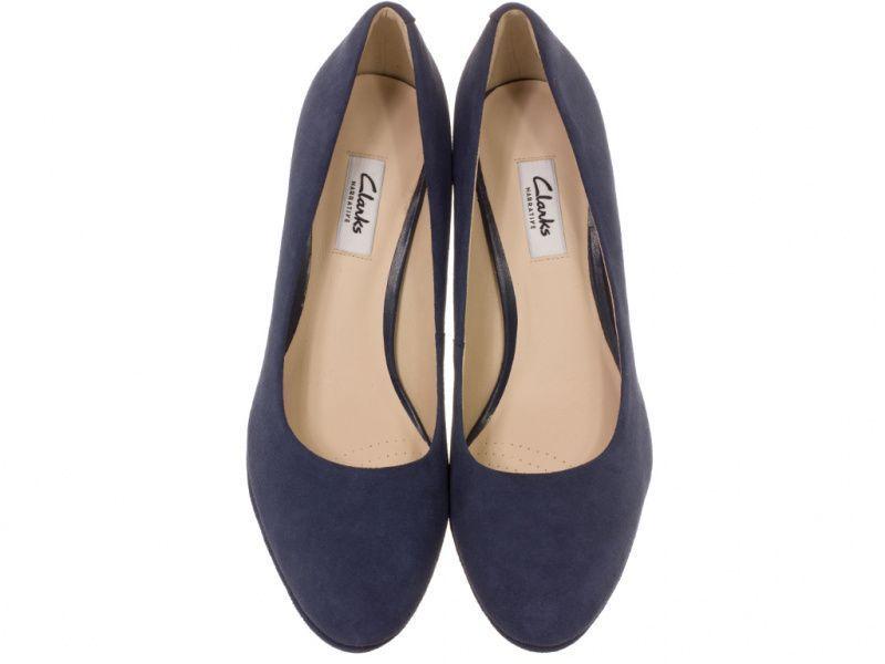 Туфли для женщин Clarks Kendra Sienna OW4036 смотреть, 2017