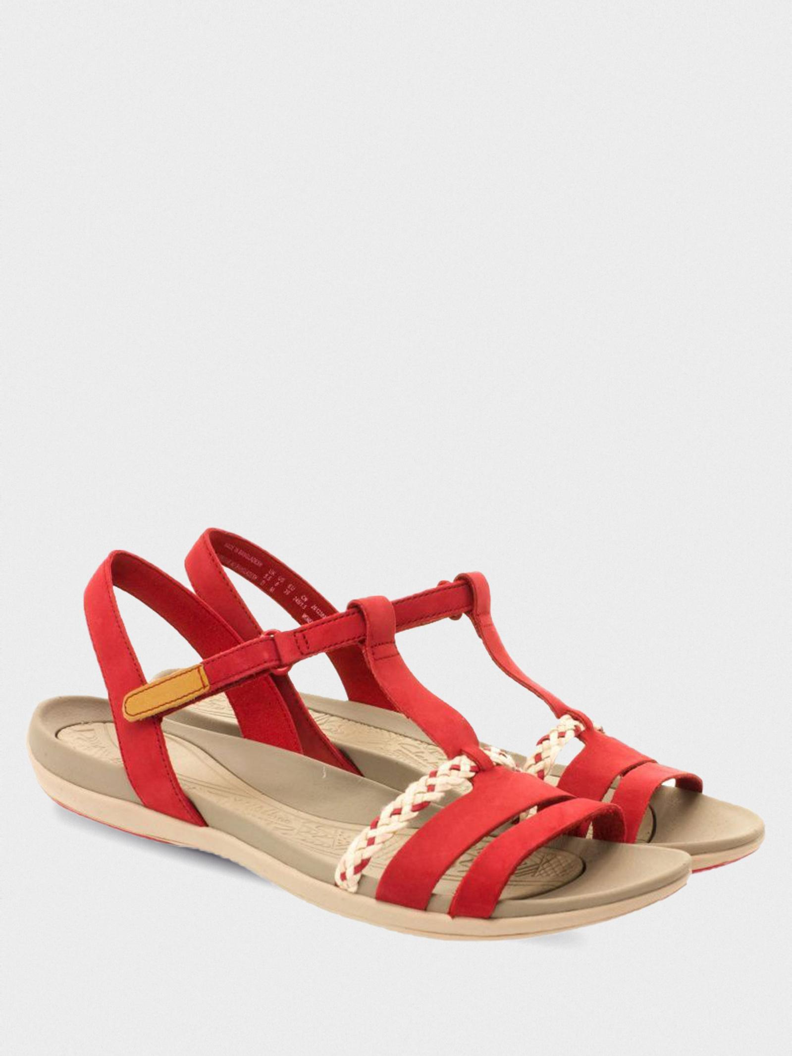 Сандалии для женщин Clarks Tealite Grace 2612-3892 цена обуви, 2017