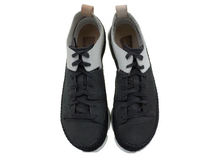 Полуботинки для женщин Clarks Trigenic Flex. OW4066 брендовая обувь, 2017